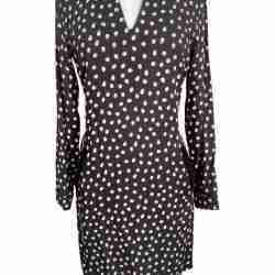 AndAmio Dot Dress Front