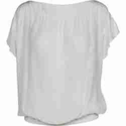Nü White Blouse Front