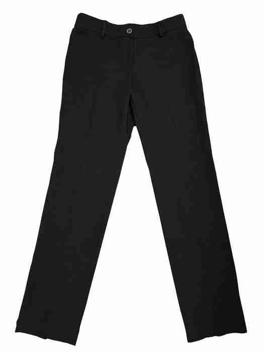 AndAmio Black Pants Front