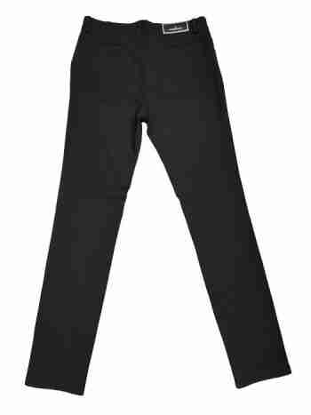 AndAmio Black Pants Back