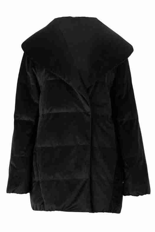 Verge black jacket