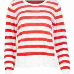 Verge stripe sweater