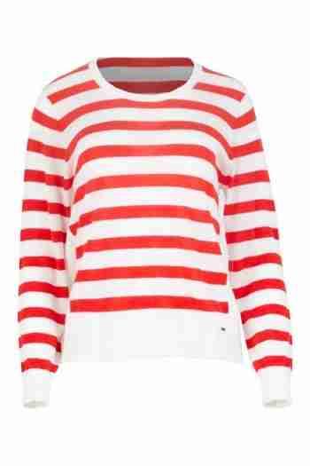 Verge stripe sweater