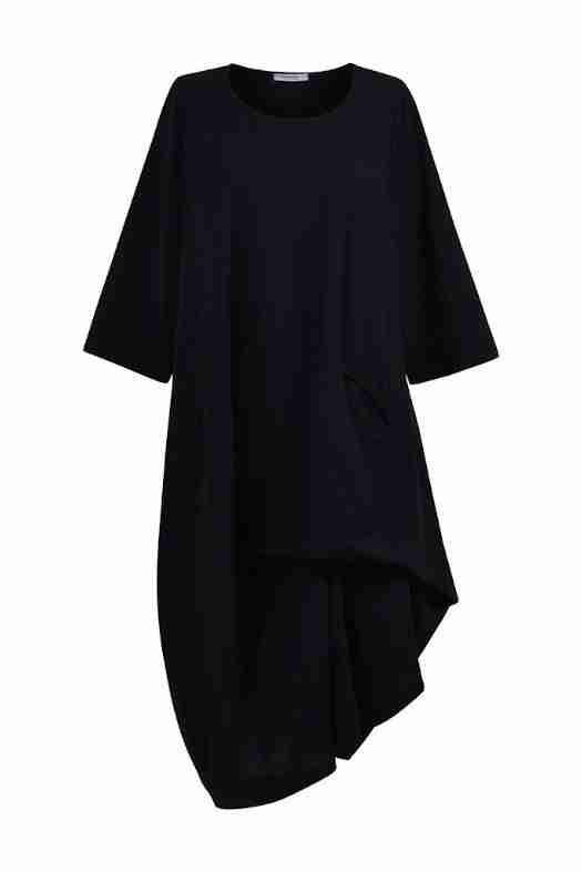 Alembika black dress