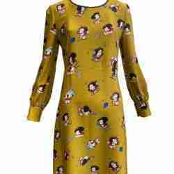 Ottod'Ame print dress front