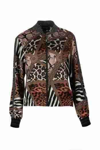 Verge feline jacket