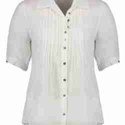 Verge Court Shirt White